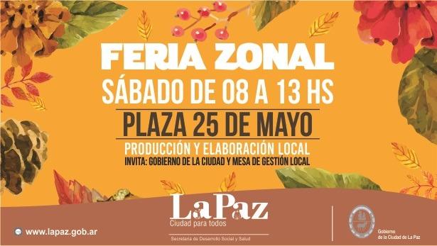 http://www.lapaz.gob.ar/?q=content/todos-los-sabados-feria-zonal-en-la-plaza-25-mayo
